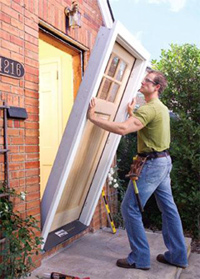 Idaho Falls door replacement, CK's Windows and Doors