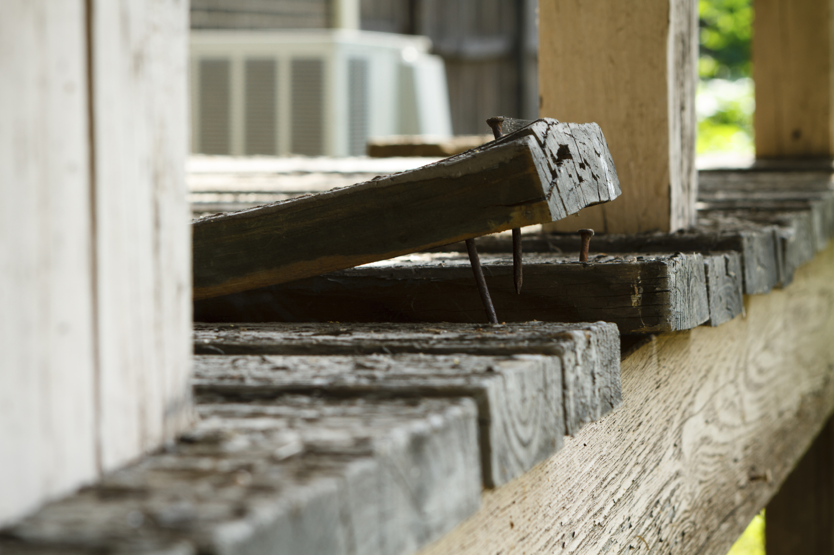 When to Replace your deck, CK's Windows and Doors
